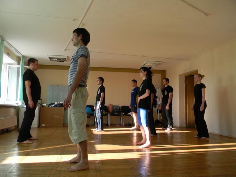Цигун кхи конг йога