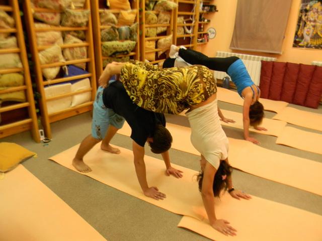 Студия йоги yoga place