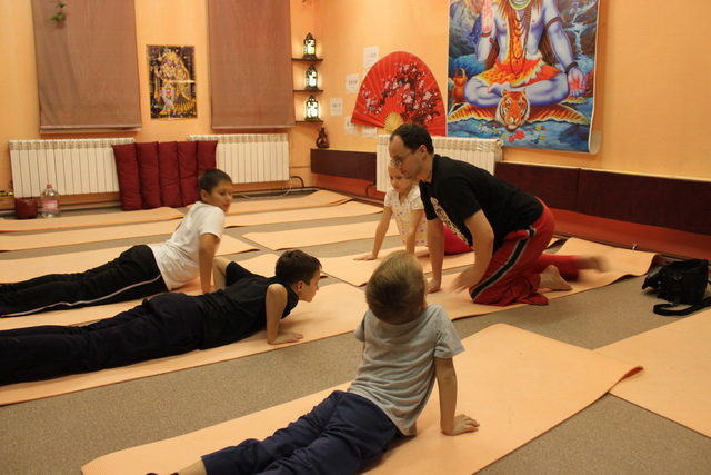 Group: yoga